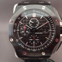 Audemars Piguet Black All Ceramic Royal Oak Offshore