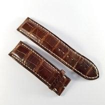 萧邦 (Chopard) 22mm / 22mm brown alligator leather strap like new