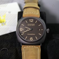 Panerai PAM00505   Radiomir Composite Black Seal 3 Days Automatic