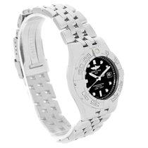 Breitling Starliner Black Diamond Dial Ladies Watch A71340 Unworn