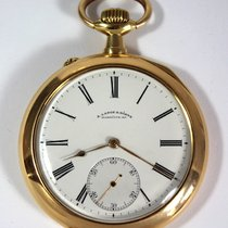 A. Lange & Söhne ALS - 1A Qualität - 18Kt  Watch  1909...