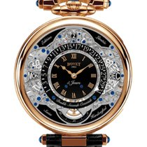 Bovet Fleurier Complications Virtuoso VII · 5-Day Retrograde...