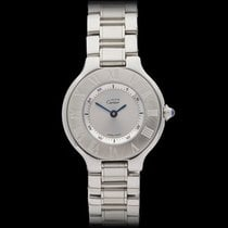 Cartier Must de 21 Stainless Steel Ladies 1340