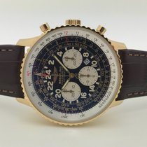 Breitling Navitimer Cosmonaute 24H Chronograph 18K Gold