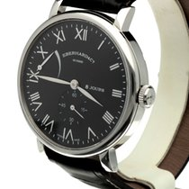 Eberhard & Co. 8 Jours Grande Taille Steel 41 mm (Full Set)