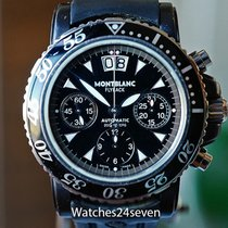 Montblanc Sport Automatic Chronograph Flyback PVD