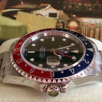ロレックス (Rolex) GMT II ST REF 16710 +NEAR NOS +B&P