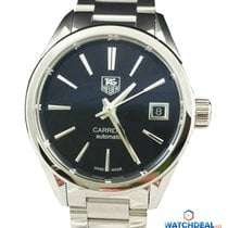 TAG Heuer Carrera Calibre 9 Ladies 28mm WAR2410.BA0776