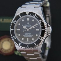 Rolex Oyster Perpetual Submariner No Date Four Lines N.O.S