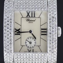 Chopard La Strada In White Gold, XL Size, Mint With Box