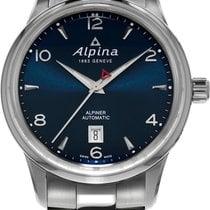 Alpina Geneve Alpiner Automatic AL-525N4E6B Herren Automatikuh...