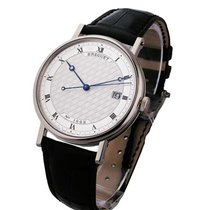 Breguet 5177BB.12/9V6 Classique Automatic in White Gold - on...