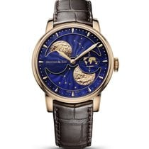 Arnold & Son HM Perpetual Moon Rose Gold Watch
