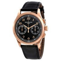 Patek Philippe Complications Chronograph 18K Solid Rose Gold...