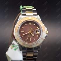 Rolex GMT-Master Brown dial - nipples indexes