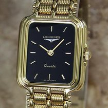 Longines Ladies 1990s Flagship Gold Plated Luxury Swiss Dress...