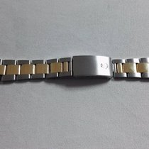 Rolex oyster steel and 18kt gold bracelet 78353-19 end links 457b
