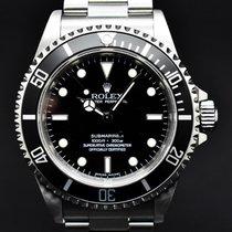Rolex Submariner (No Date) 14060M Full Set