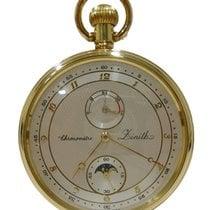 Ζενίθ (Zenith) Chronometer 5011-K Gold 18Kt