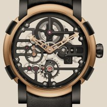 Romain Jerome 40 Skylab Red