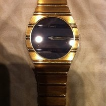 Piaget Polo 18k Yellow gold Quartz Watch