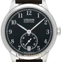 Union Glashütte 1893 kleine Sekunde