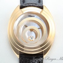 Chopard Happy Diamonds Spirit Gelbgold 750 Diamant Perlmutt