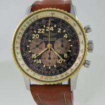 Μπρέιτλιγνκ  (Breitling) Navitimer Cosmonaute Two Tone Black Dial