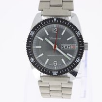 Lucerne Vintage Diver's Watch NEW OLD STOCK