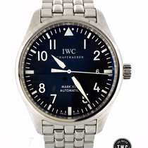 IWC Pilot's Watch  Mark XVI Black Dial  IW3255-04