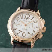 Zenith Elprimero 18k (0,750) Gold Chronograph Automatik...