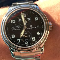 Blancpain Leman Double Time Zone GMT Day/Night