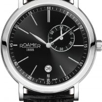 Roamer VANGUARD 934950 41 55 05 Herrenarmbanduhr Swiss Made