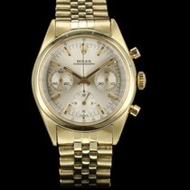 Rolex CHRONOGRAPH PRE-DAYTONA 6238 YELLOW GOLD 14K