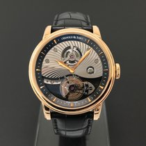 Arnold & Son TE8 Tourbillon Rosegold Limited 25 Pcs.