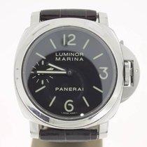 Panerai Luminor Marina Steel ManualWinding (B&P+RubberBand...
