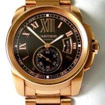 Cartier Calibre de Cartier 18k / 750er Roségold Ref.: W7100040
