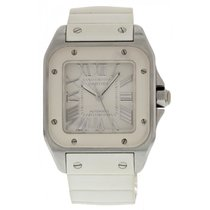Cartier Santos 100 Stainless Steel Automatic 2878