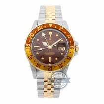 "Rolex GMT-Master ""Root Beer"" 16753"