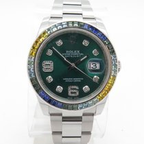 Rolex Datejust 116200 Stainless Steel Automatice 36mm Custom...
