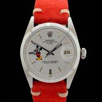 """Rolex Vintage Date - Ref. 1500  """"Small Mickey"""" Jahr 1968/1969..."""