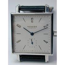 Nomos Glashütte Tetra EXPO2000 HANNOVER Uhr