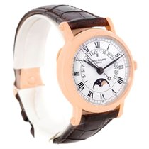 Patek Philippe Perpetual Calendar Retrograde 18k Rose Gold...