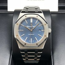 Audemars Piguet Royal Oak 41mm Blue - Boutique Version [NEW]
