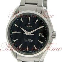 Omega Seamaster Aqua Terra 150m Co-Axial Automatic, Black Dial...