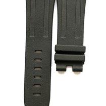Audemars Piguet Kautschuk Band Diverband 28 mm Rubber Strap Black