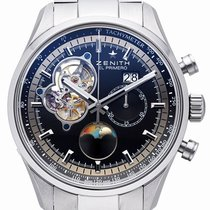 Zenith El Primero Chronomaster Open Grande Date Moonphase