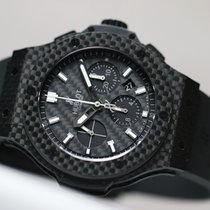 Hublot BIG BANG ALL CARBON 11500€HT  301.QX