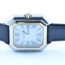 艾美 (Maurice Lacroix) Damen Uhr 25mm Stahl/stahl Quartz Rar...