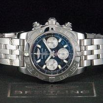 Breitling Chronomat 41 Stahl Chronograph Automatik Ref. AB0140...